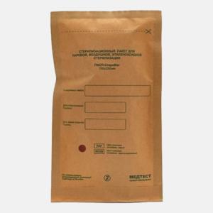 Крафт-пакет для стерилизатора. Стерилизация